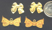 Bow Tie Charms