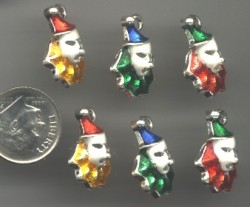 clown charms
