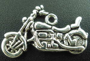 motorcycle charms, color motorcycles