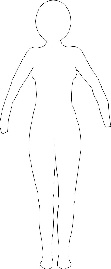 Fashion figure templates The ultimate list for your next