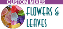 Flowers, Leaves Garden Theme Craft